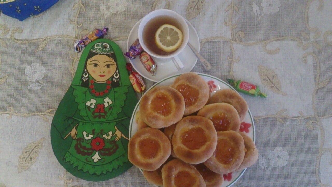 Роза Әдиятуллинадан — «Татарча ватрушкалар» әзерләү рецепты