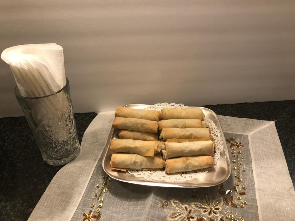 Ümit Çapanoğlu — Ispanaklı (Spinach) Sigara Böräğe